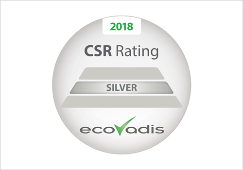 EcoVadis Awards 2018