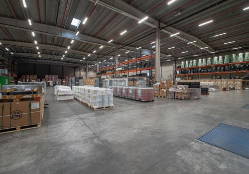 Cross Dock - Logistiek