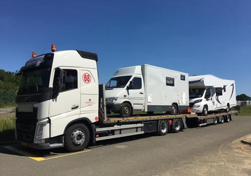 Repatriation of vehicles - News